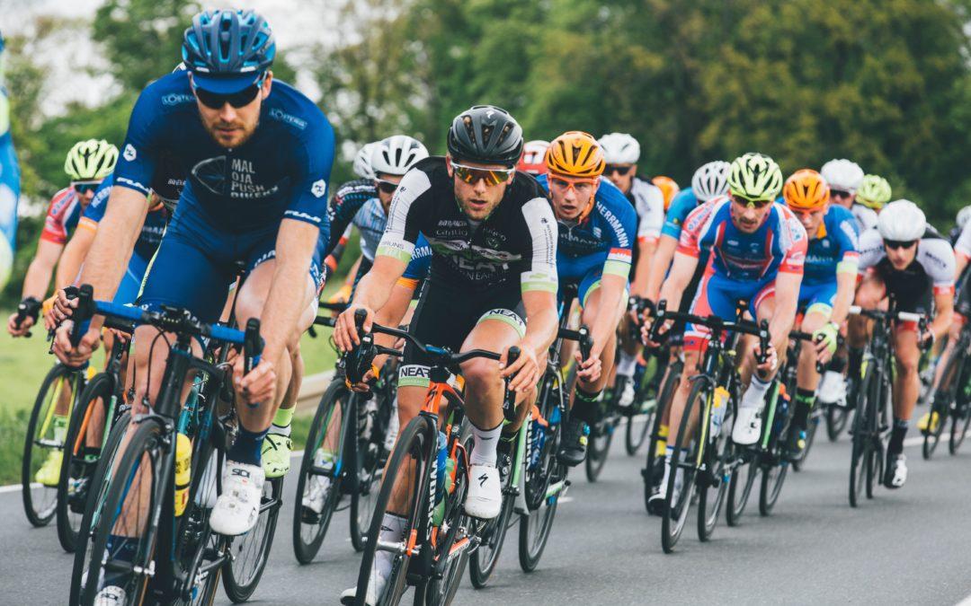 Markus Spiske course de vélo | La Redoutable