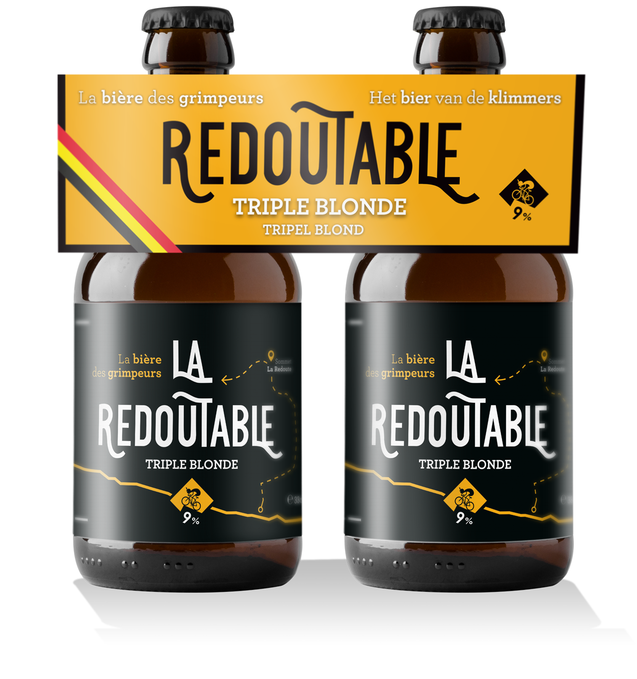 Le 4 pack REDOUTABLE 2020 | La Redoutable