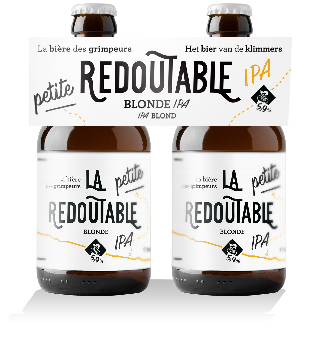 Le 4 pack IPA 2020 | La Redoutable